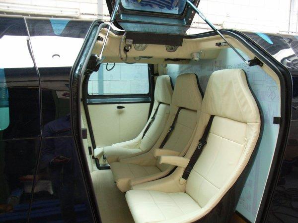 Superbus seats